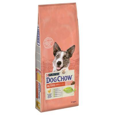 Dog Chow Active 3 kg SAJÁT kiszerelés