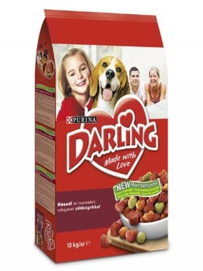 Darling 10 kg kutyatáp marhahúsos