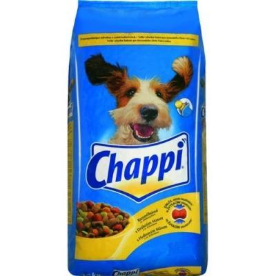 Chappi 3 kg Csirke-Zöldség ízben