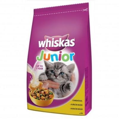Whiskas JUNIOR 1 kg SAJÁT kiszerelésben