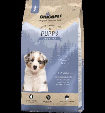 CHICOPEE Mini Puppy Lamb & Rice 500g