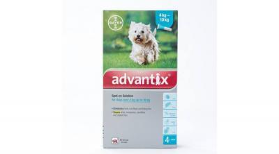 Advantix Spot On 4-10kg között 1db