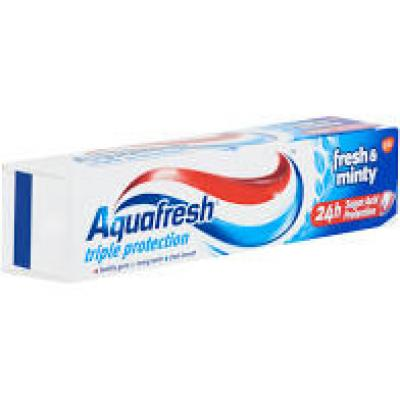 Aquafresh fogkrém 100gr