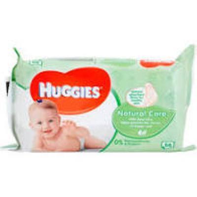 Huggies törlökendő 56db