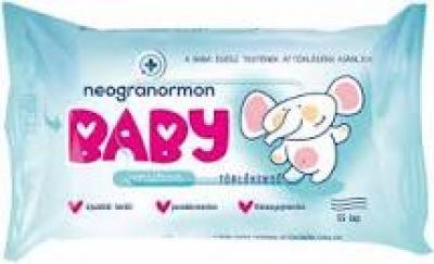 Neoganormon törlőkendő 55db