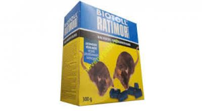Biotoll Ratimor 300gr