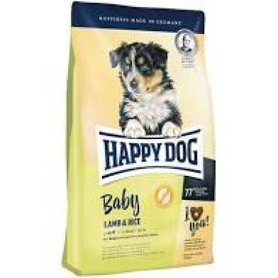 Happy dog Baby Lamb end rice 18kg