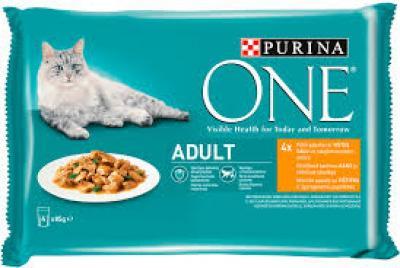 Purina one3+1 Csirke borsóval