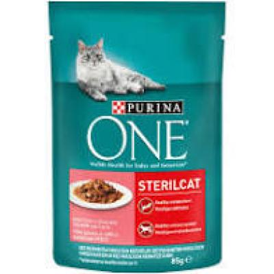 Purina one 85gr Steril