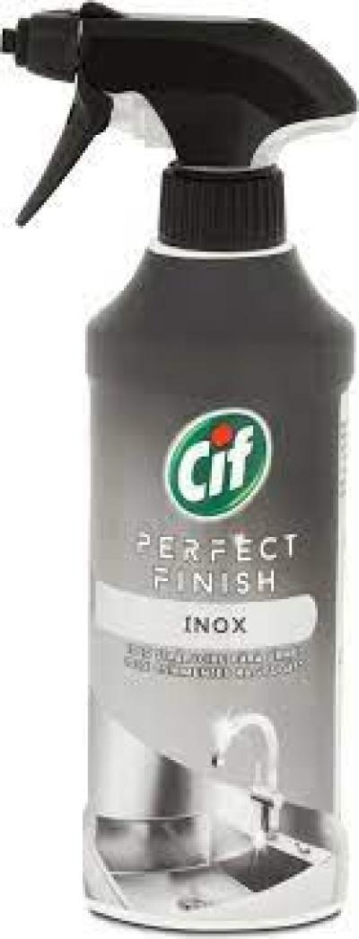 Cif Inox Tisztító spray 435ml