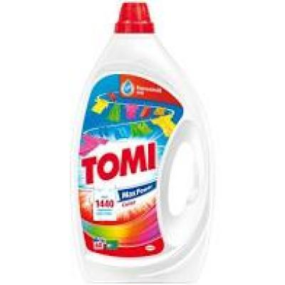Tomi mosógél 3l color max power
