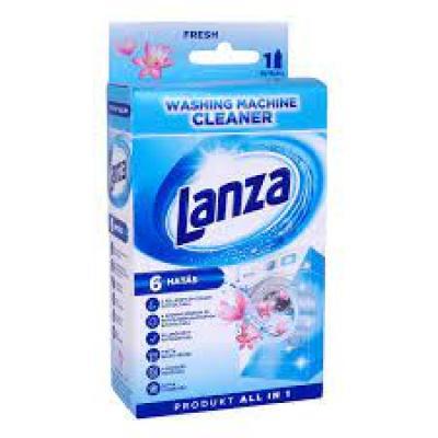 Lanza mosógéptisztító 250ml