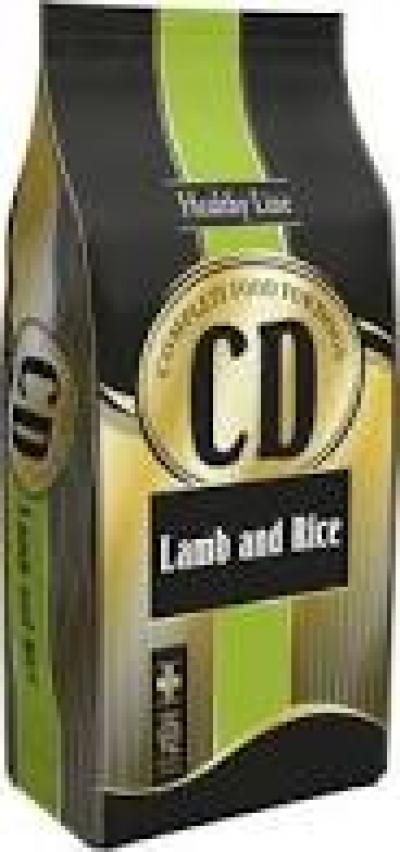 CD Adult Bárány-rizs 15kg