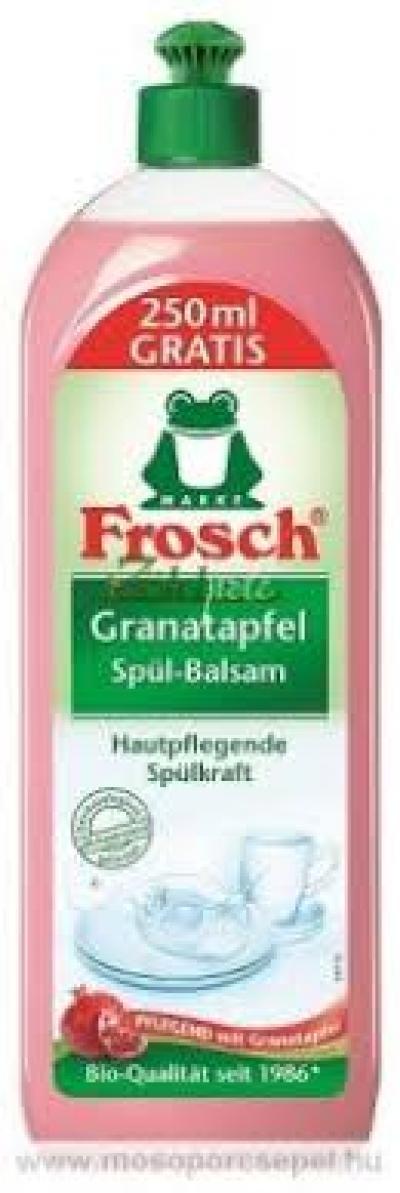 Frosch mosogatószer 750ml málnás