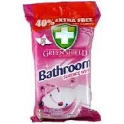 Green Shield nedves törlőkendő 70db Fürdőszobai