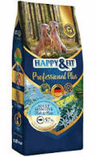 Happy &fitt Ptofessional Adult Sensitive Fish 18kg